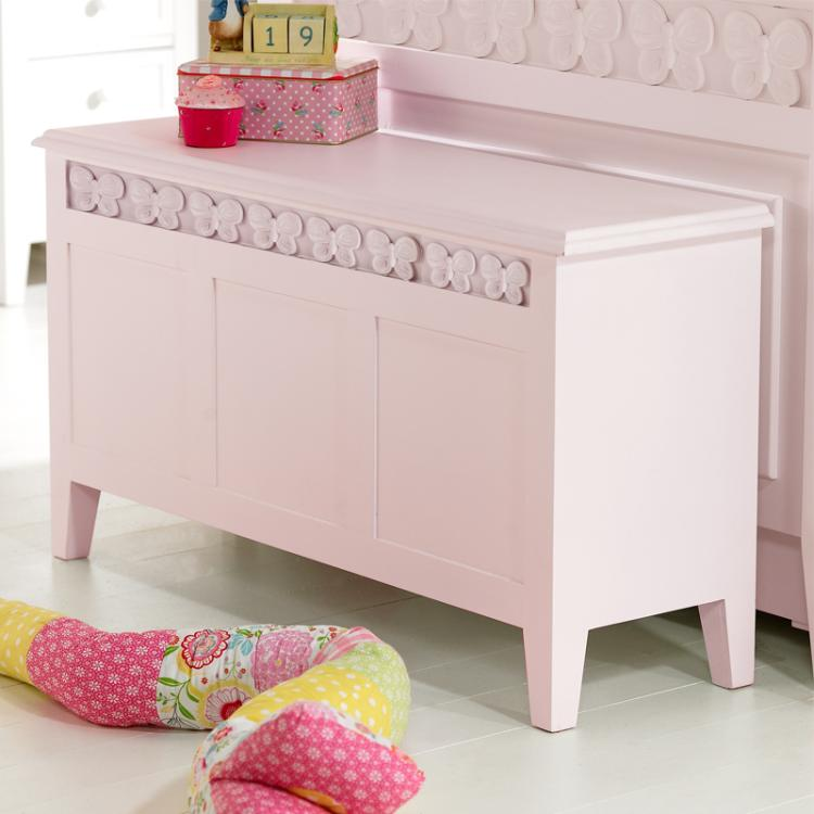 Florence Flutterby Bedding Box