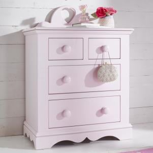 Looby Lou 2 Over 2 Chest of Drawers