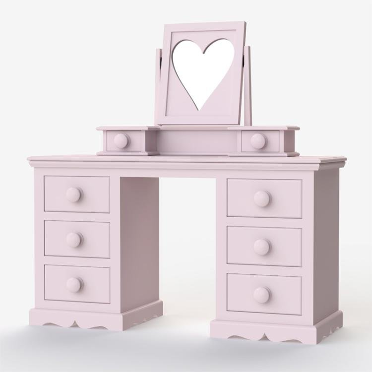 Girls Dressing Table ~ Looby lou large dressing table mirror girls