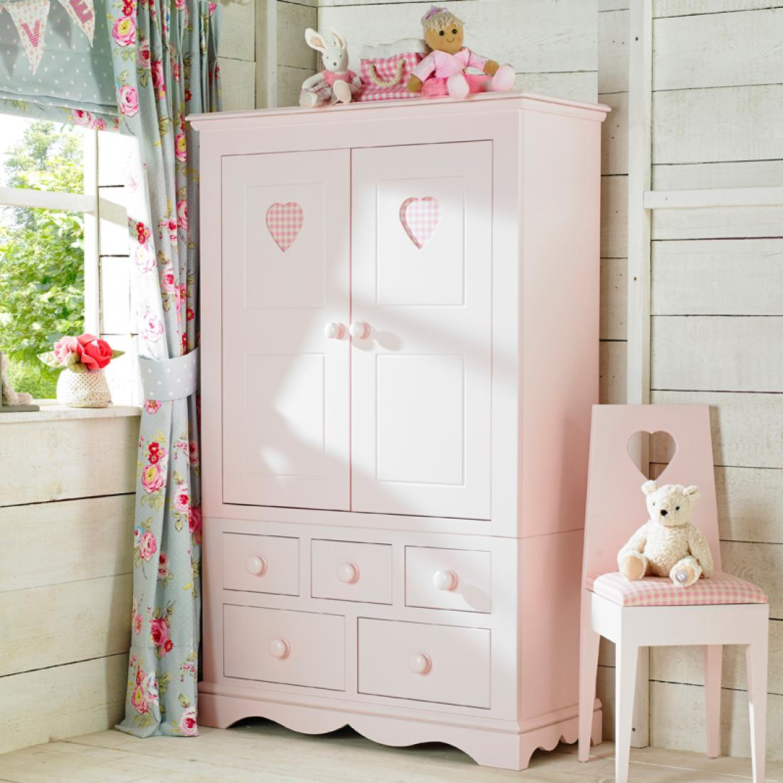 Looby Lou Combination Wardrobe | Childrens Wardrobe ...