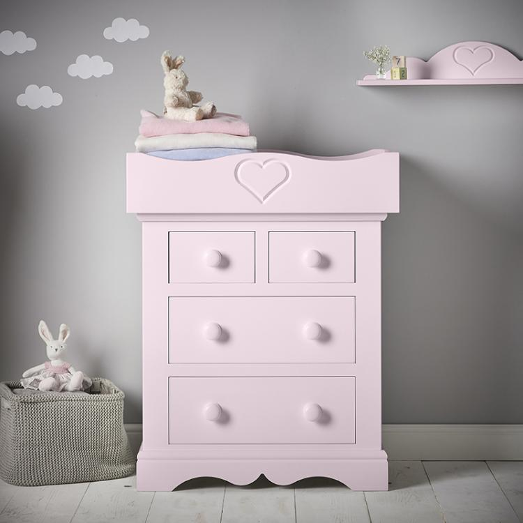 Looby Lou Chest and Changing Unit