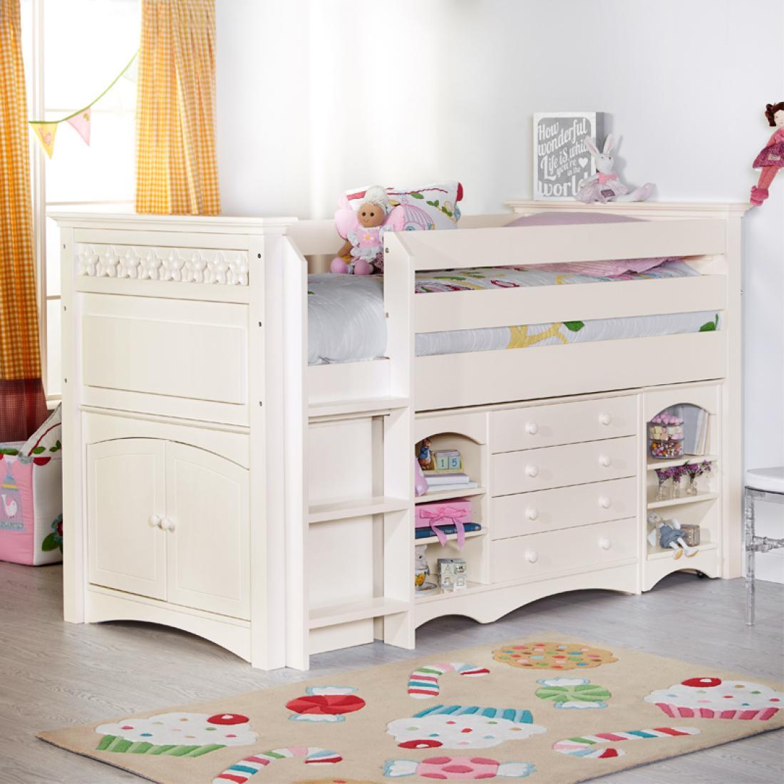 Daisy Cabin Bed