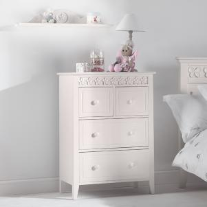 Daisy Brambles 2 Over 2 Chest of Drawers