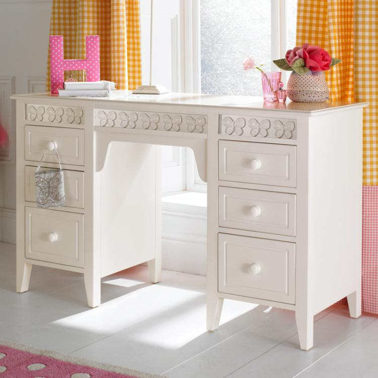 Florence Flutterby Double Desk