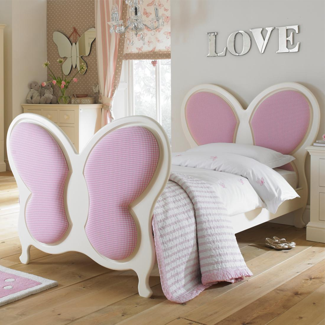 Attractive Jemima Butterfly Bed Childrens Bedroom Furniture Uk .