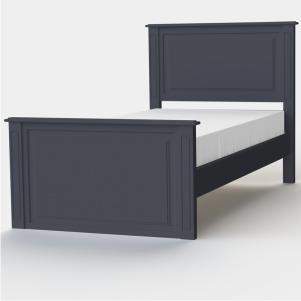 Archie High Foot End Bed