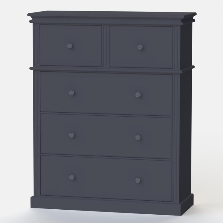 Archie Tall Chest of Drawers