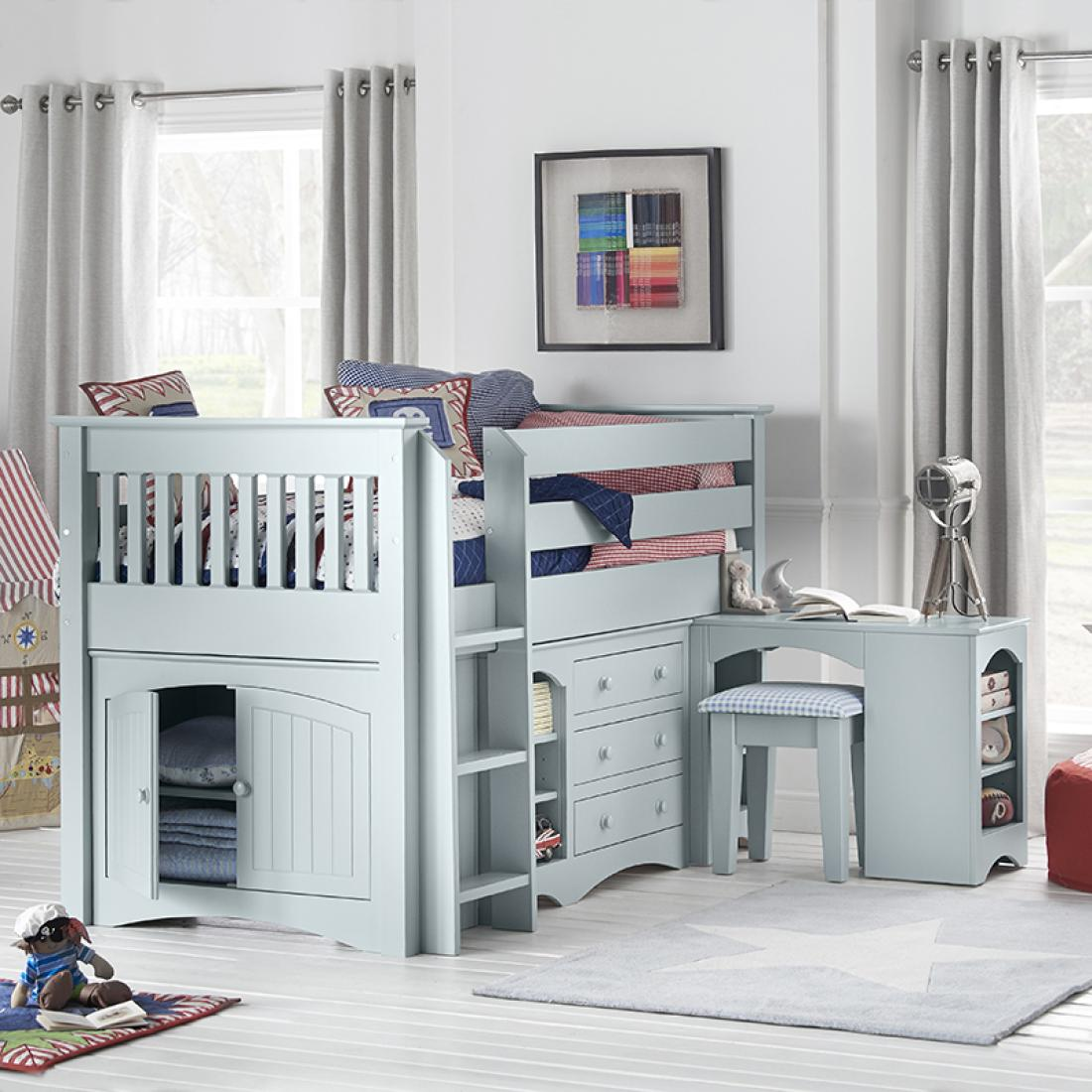 Picture of: Luxury Kids Cabin Bed Childrens Bedroom Furniture Uk