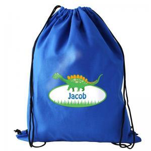 Dinosaur Personalised Swim Bag