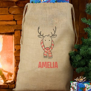 Will Santa be bringing some personalised stocking fillers I wonder...?